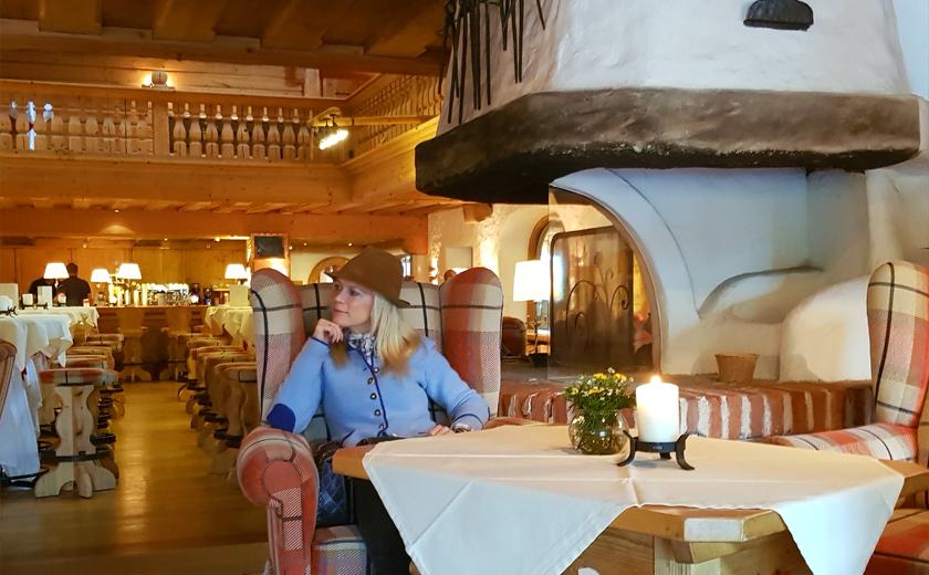 stanglwirt österreich restaurant