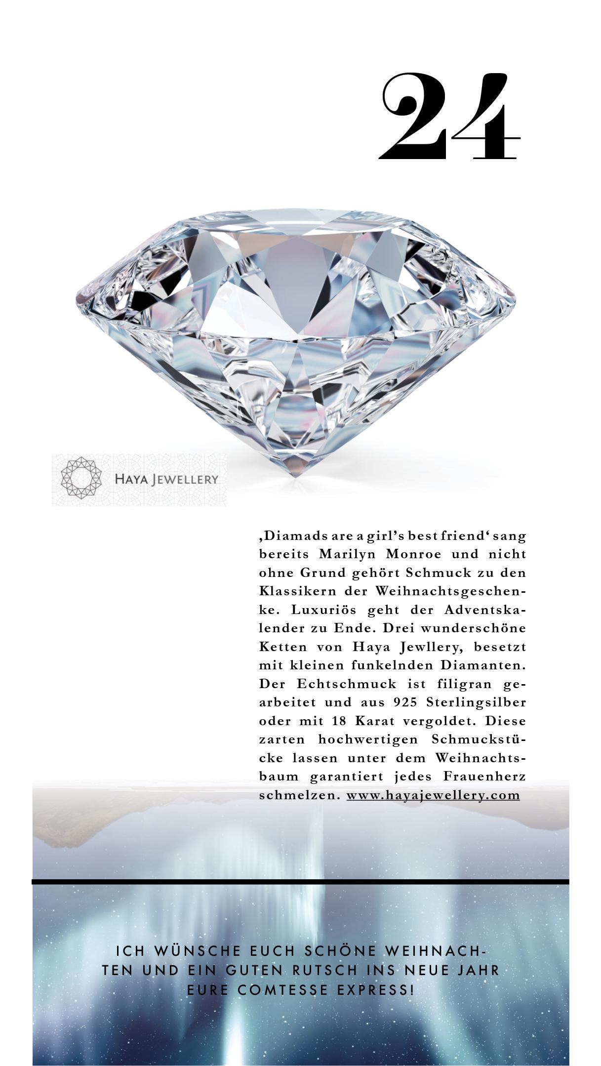 Diamenten von Haya Jewellery